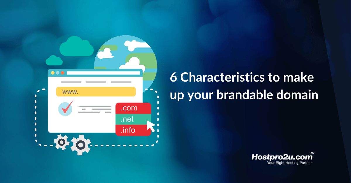 How to make up a great brandable domain?